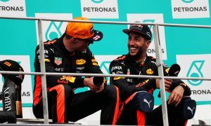 Max and Danny Ric: Comrades-in-arms
