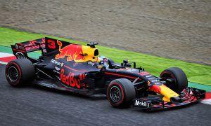 Red Bull 'not the quickest' at Suzuka, insists Ricciardo