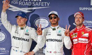 Hamilton: 'The car is crazy here, man!'