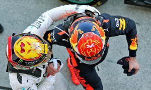 Hamilton clinches win in Suzuka after early exit for Vettel