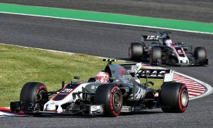 Magnussen and Grosjean battle to double points for Haas