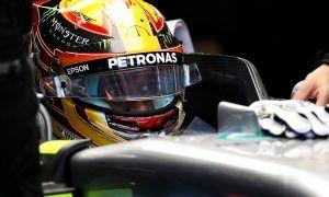 EL1: Hamilton le plus rapide