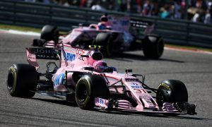 Ocon notches up another points-scoring great performance