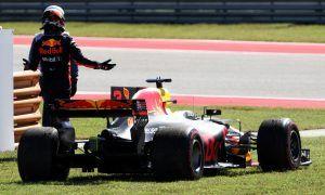 Ricciardo déjà pénalisé pour Mexico