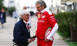 Ferrari really could lead breakaway series, warns Ecclestone