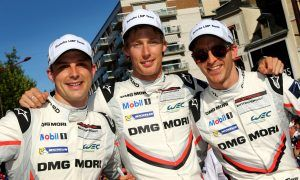 Hartley and team mates seal WEC drivers' crown