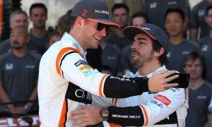 Vandoorne: 'Alonso not my mentor!'