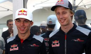 Tost confident that Gasly and Hartley will shine in 2018
