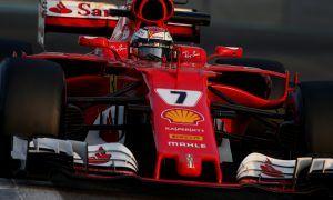 Raikkonen keeps Ferrari on top in Day 1 Abu Dhabi test