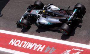 Hamilton: 'F1 car will be as heavy as a bus next year'