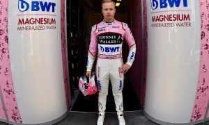 Mazepin handed a full day with Force India at post-race test