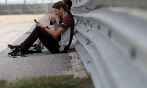 Grosjean happy to 'grow up' with Haas
