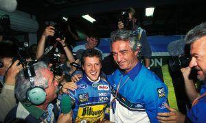 Not Schumacher's finest hour...
