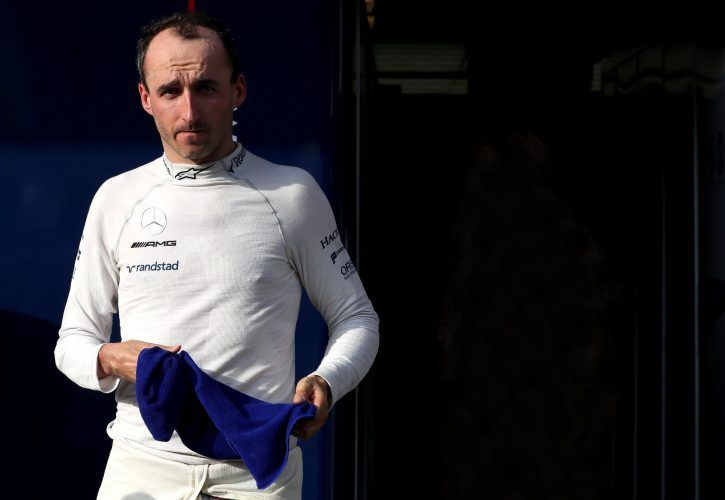 Robert Kubica (POL), Williams F1 Team