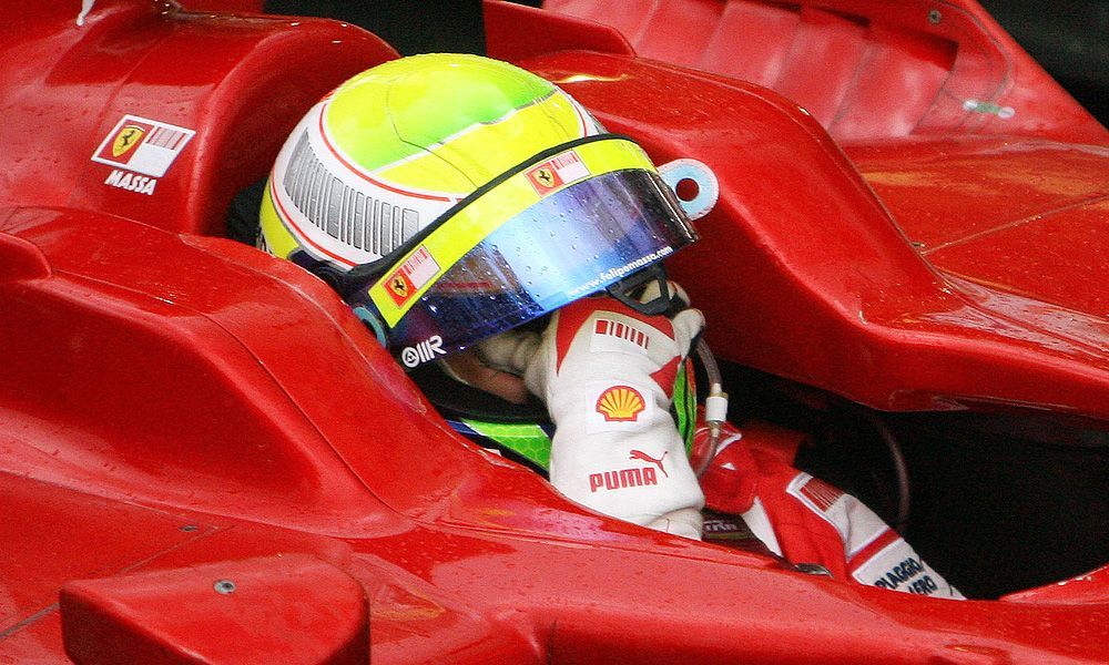Look back: The moment when Felipe Massa won - and lost