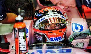 George Russell, Force India, Brazilian Grand Prix