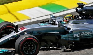 Hamilton and Bottas stay top of the class in Brazil