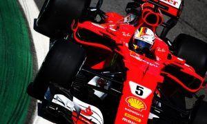 """Vettel: """"Mercedes a un peu d'avance sur nous"""""""