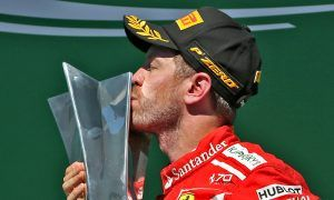 Vettel wins from Bottas as Hamilton recovers to fourth