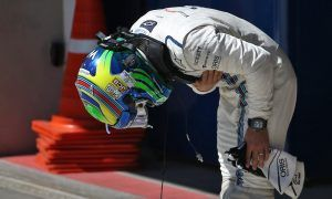Emotional Massa gets his dream sign-off in final home race