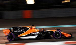 McLaren veto cuts off the fin in F1 for 2018