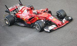 Raikkonen sets the pace, Alonso crashes, Kubica puts in the laps