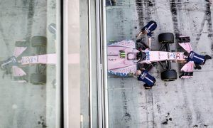 Abu Dhabi test: Day 1 in pictures