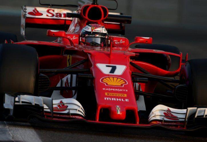 Robert Kubica, son essai avec la Williams 2017