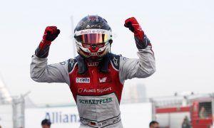 Abt and Audi bag maiden Formula E win in Hong Kong