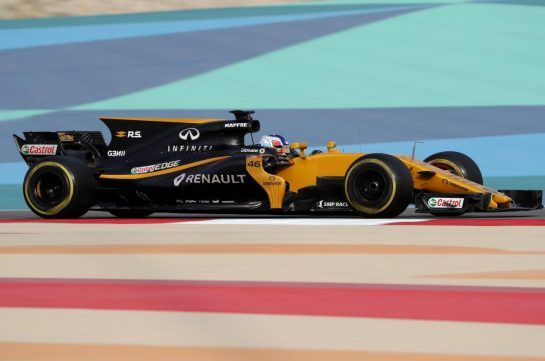 . Sirotkin continued to build his F1 knowledge in 2017, running with Renault in four FP1 session. During the Russian's work with the French manufacturer, track-side operations director Alan Permane insisted the young charger