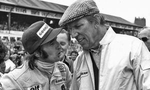 The day Ken Tyrrell bowed out