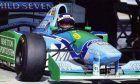 Paul Tracy, Benetton Formula One