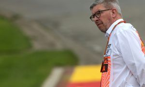 Ross Brawn not ruling out an 'all-electric' future for F1!