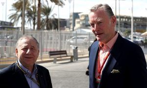 Bratches working 24/7 to improve F1, but urges patience