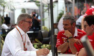Brawn seeking 'solution' to Ferrari quit threat