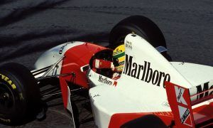 Mystery buyer to bid for Senna's McLaren. Is it Hamilton?