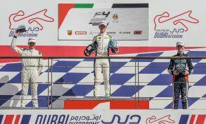 Ralf Schumacher proud of son David's impressive debut