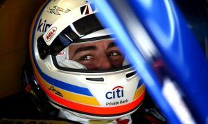 Alonso: 'Daytona better F1 preparation than going to the gym!'