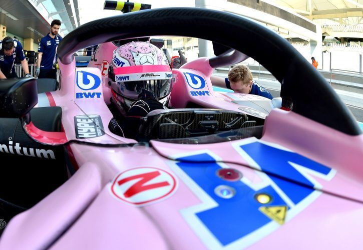 Force India lines up juniors for Barcelona in-season test