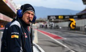 Toro Rosso must be within the top five once more - Tost