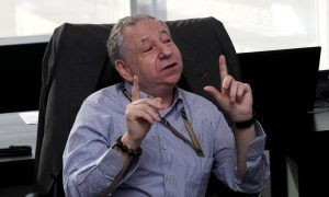 Todt denies drivers not given a voice in rule changes