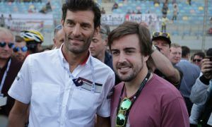 Webber sees Alonso racing at Le Mans as 'a mistake'