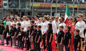 The complete 2018 Formula 1 grid