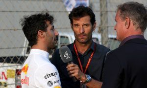Channel 4 reveals 2018 live F1 broadcast schedule