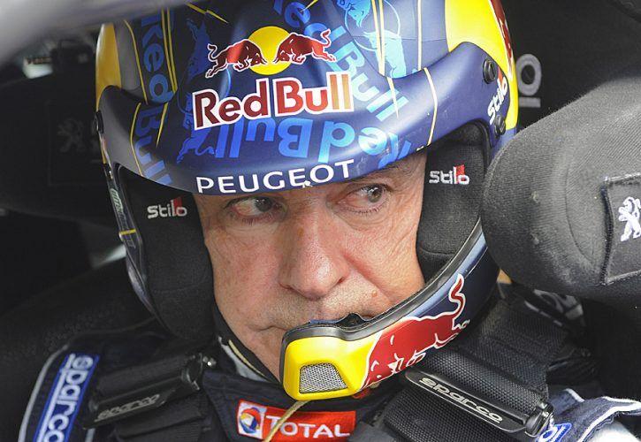 Carlos Sainz Sr, Peugeot