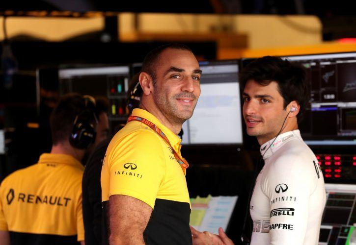Cyril Abiteboul (FRA), Renault Sport Racing Managing Director