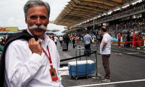 Carey: 'People tell me F1 is more fun than two years ago'