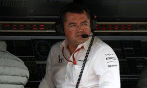 No stepping down or exit for Boullier at McLaren