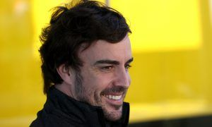 Alonso convinced a win is in the cards in 2018