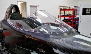 IndyCar to test 'windshield' alternative to Halo